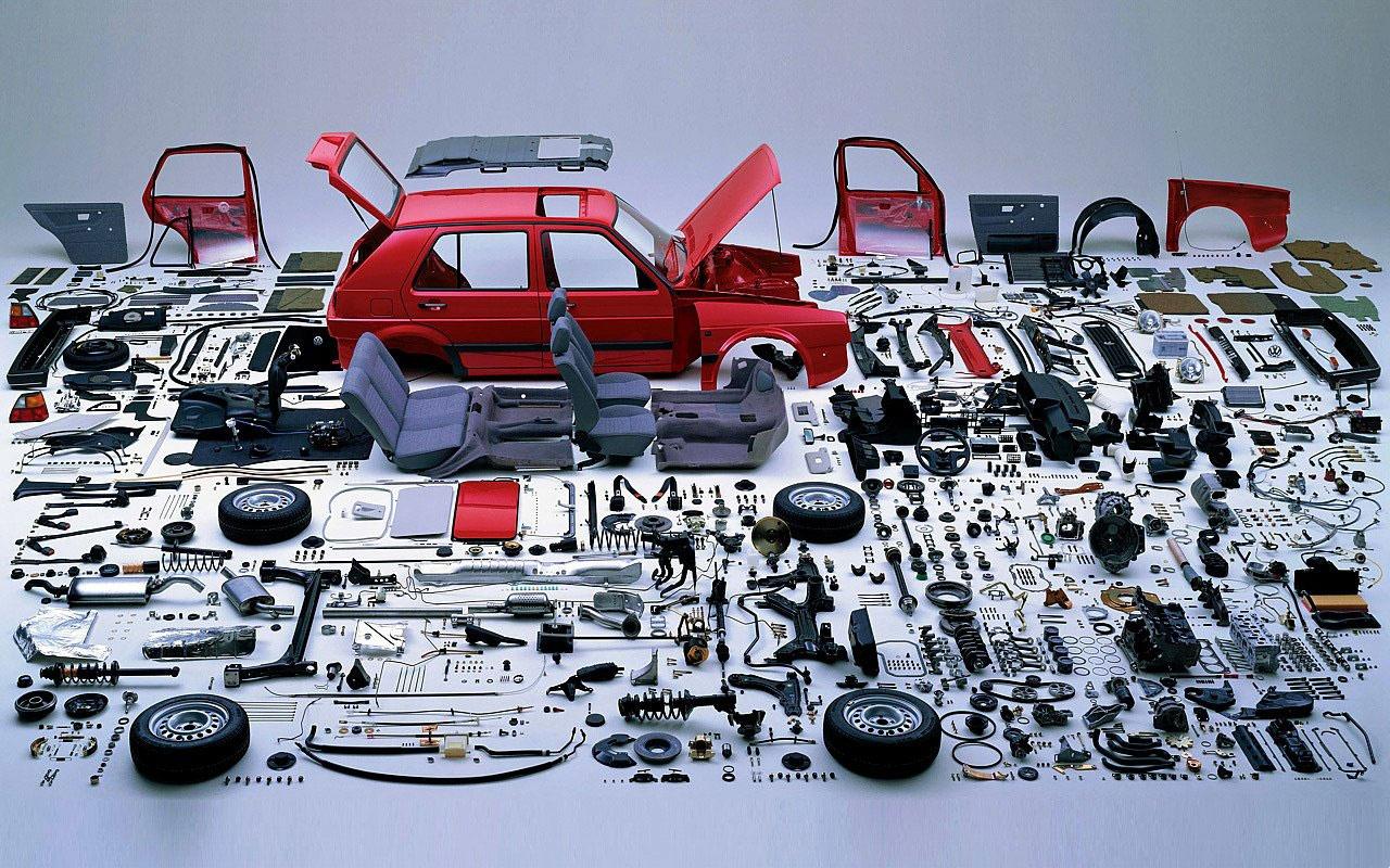 Как сделать свою машину запчасти
